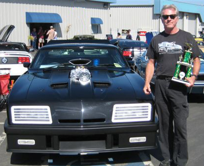 Mad Max Interceptor 1st place Winner